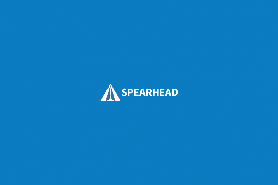 Spearhead wallpaper
